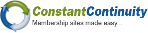 Constant Continuty - Membership Management Software